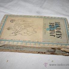 Libros de segunda mano: 1426- CURIOSO LIBRO ' JARABE SEDANTE' POR JOAN BUTLER, AÑO 1952. Lote 27898799