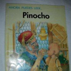 Libros de segunda mano: PINOCHO - ENVIO INCLUIDO A ESPAÑA. Lote 27906570