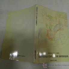 Libros de segunda mano: GUERRAS CIVILES DE GRANADA. GINÉS PÉREZ DE HITA AGUILAR DE EDICIONES 1962 RM35416. Lote 27934563