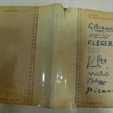 Libros de segunda mano: CATALOGUE OF TWENTIETH CENTURY PAINTINGS, DRAWINGS AND CERAMICS. SOTHEBY & CO., 1968 RM35314. Lote 27936224