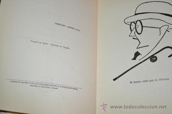 Libros de segunda mano: DICCIONARIO DE LA LENGUA MECHADA POR IGNACIO GUASP CON DEDICATORIA DE AUTOR - Foto 3 - 27999231