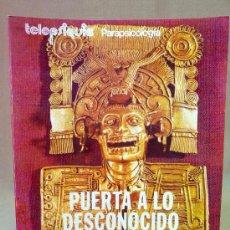 Libros de segunda mano - LIBRO, REVISTA, PUERTA A LO DESCONOCIDO, 3 TOMOS, Nº 7, 8 Y 9 - 28402909