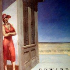 Gebrauchte Bücher - Catálogo de exposición. Edward Hopper (1882-1967). Bruselas, 1993. - 27962176