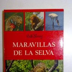 Libros de segunda mano: MARAVILLAS DE LA SELVA - WALT DISNEY, EDICIONES GAISA, BASADO EN LAS SERIES FILMICAS DE WALT DISN. Lote 28118600