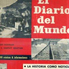 Libros de segunda mano: EL DIARIO DEL MUNDO - GRAN FORMATO 28X42 CM. 2KGS. DE PESO. Lote 28123082