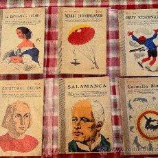 Libros de segunda mano: 6 NOVELAS DE LOS AÑOS 50, MUY BIEN CONSERVADAS.. Lote 28264929