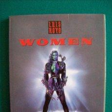 Libros de segunda mano: LUIS ROYO - WOMEN. Lote 28329498