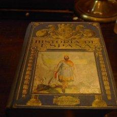 Libros de segunda mano: BIBLIOTECA HISPANIA. HISTORIA DE ESPAÑA. AGUSTIN BLANQUEZ FRAILE, RAMON SOPENA, 1934. Lote 28371587