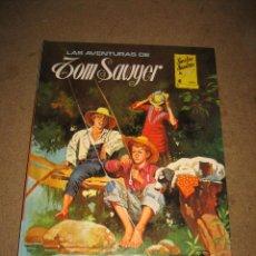 Libros de segunda mano: LAS AVENTURAS DE TOM SAWYER MARK TWAIN EDICIONES TORAY 1983 NOVELAS MAESTRAS. Lote 28438636