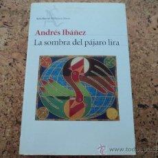 Libros de segunda mano: LA SOMBRA DEL PAJARO LILA. Lote 28516700