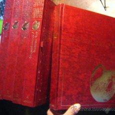Libros de segunda mano: HISTORIA DEL ARTE ASURI EDITORIAL ( 5 TOMOS COMPLETA) ( NORT ART. Lote 45881969