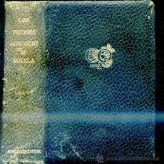 Libros de segunda mano: LOS PREMIOS GONCOURT DE NOVELA TOMO I ¡1844 PÁGINAS!. Lote 28614345