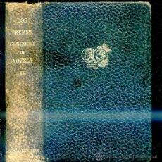 Libros de segunda mano: LOS PREMIOS GONCOURT DE NOVELA TOMO IV ¡1798 PÁGINAS!. Lote 28614680