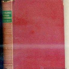 Libros de segunda mano: LAS MEJORES NOVELAS CONTEMPORÁNEAS TOMO VI 1920-1924. Lote 28616035