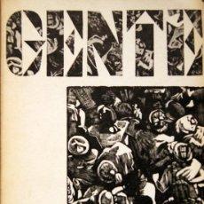 Libros de segunda mano: MARÍ ROCCHI. GENTE. BUENOS AIRES, 1958. ARGENTINA. Lote 28604233