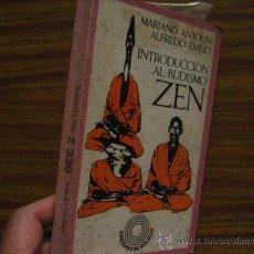 Gebrauchte Bücher - introduccion al budismo zen, mariano antolin, paraciencias ( v 1 - 28626393