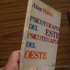 Gebrauchte Bücher - psicoterapia del oeste, alan watts paraciencias ( v 1 - 28626477