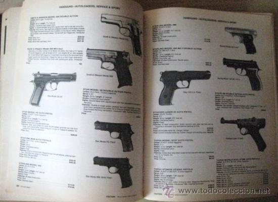 Libros de segunda mano: LIBRO DE ARMAS DE FUEGO. GUN DIGEST 1984.. 472 PAGINAS. ENVIO INCLUIDO. - Foto 2 - 34219097