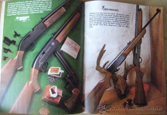 Libros de segunda mano: LIBRO DE ARMAS DE FUEGO. GUN DIGEST 1984.. 472 PAGINAS. ENVIO INCLUIDO. - Foto 3 - 34219097