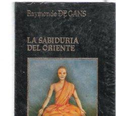 Libros de segunda mano: LA SABIDURIA DEL ORIENTE - RAYMONDE DE GANS - AMIGOS DO LIVRO, EDITORES - . Lote 28655464