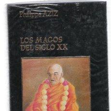 Libros de segunda mano: LOS MAGOS DEL SIGLO XX - PHILIPPE AZIZ - AMIGOS DO LIVRO, EDITORES - . Lote 28655522