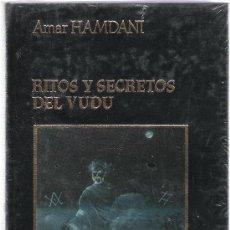 Livres d'occasion: RITOS Y SECRETOS DEL VUDU - AMAR HAMDANI - AMIGOS DO LIVRO, EDITORES - . Lote 28655621