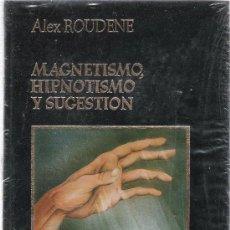 Libros de segunda mano: MAGNETISMO, HIPNOTISMO Y SUGESTION - ALEX ROUDENE - AMIGOS DO LIVRO, EDITORES - . Lote 28655648