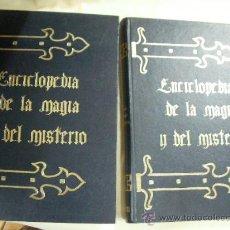 Libros de segunda mano: ENCICLOPEDIA DE LA MAGIA Y DEL MISTERIO (EM1). Lote 28673865