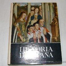 Libros de segunda mano: HISTORIA DE ESPAÑA. GRAN HISTORIA GENERAL DE LOS PUEBLOS HISPANOS.LUIS PERICOT GARCÍA (DIR RM54213. Lote 28675350