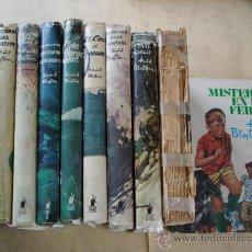 Libros de segunda mano: 10 TOMOS DE ENID BLYTON X 9 € - EDITORIAL MOLINO. Lote 28675577