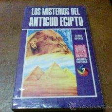 Libros de segunda mano: LIBRO COL. ARIEL-ISOTERICA Nº 7.- LOS MISTERIOS DEL ANTIGUO EGIPTO.-LEWIS SPENCE. Lote 28740605