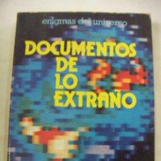 Libros de segunda mano: DOCUMENTOS DE LO EXTRAÑO DE DAIMON (EM1). Lote 28791814
