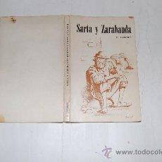 Libros de segunda mano: SARTA Y ZARABANDA. HISTORIETAS, CUENTOS Y LEYENDAS. R. TAMARIT .RM31908. Lote 28849736