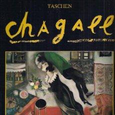 Libros de segunda mano: MARC CHAGALL (1887-1985): LA PINTURA COMO POESÍA . SUS MEJORES PINTURAS . A ESTRENAR.. Lote 28896537