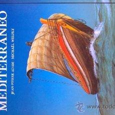 Libros de segunda mano: HISTORIA DE LOS HOMBRES.(EL MEDITERRANEO).EDICIONES CASTERMAN.1986./TRES TITULOS DISTINTOS/. Lote 28907564