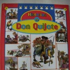 Libros de segunda mano: HISTORIAS DE DON QUIJOTE (EM3). Lote 28944940