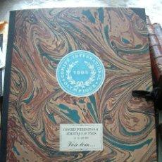 Libros de segunda mano: 1994 CONGRÈS INTERNATIONAL ATHLÉTIQUE DE PARIS 1894. Lote 29024555