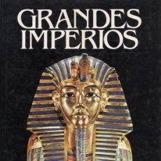 Libros de segunda mano: GRANDES IMPERIOS - ED. SALVAT - TAPAS DURAS GRAN FORMATO - AÑO 1981. Lote 29019861