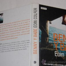 Libros de segunda mano: BENNY Y BABE. EOIN COLFER RM34057. Lote 29022194