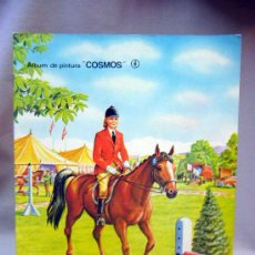 Libros de segunda mano: ALBUM DE PINTURA, COSMOS, Nº 4, ROMA, 10 PAGINAS, 1966. Lote 29077824
