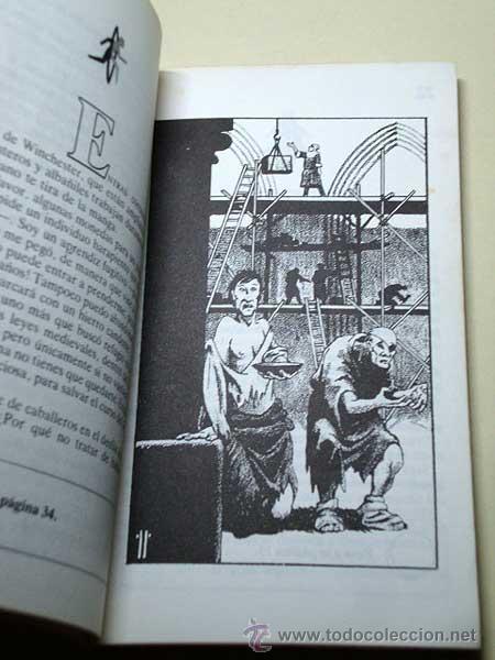 Libros de segunda mano: LA MAQUINA DEL TIEMPO Nº 1. EL SECRETO DE LOS CABALLEROS. GASPERINI, HESCOX. LIBRO JUEGO TIMUN MAS + - Foto 2 - 206961991