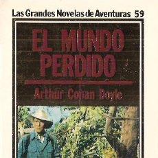 Libros de segunda mano: ARTHUR CONAN DOYLE / EL MUNDO PERDIDO . A ESTRENAR . Lote 29181493