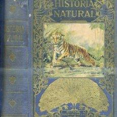 Libros de segunda mano: BIBLIOTECA HISPANIA SOPENA : HISTORIA NATURAL POPULAR (1940). Lote 29243756