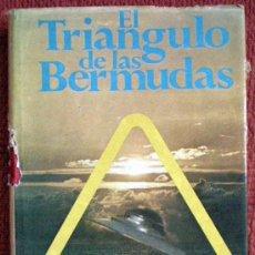 Libros de segunda mano: EL TRIÁNGULO DE LAS BERMUDAS;CHARLES BERLITZ;POMAIRE 1ª EDICIÓN 1975. Lote 29407565