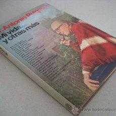 Libros de segunda mano: DR. ANTONIO PUIGVERT. MI VIDA... Y OTRAS MAS. J.F. VILA-SAN-JUAN. EDITORIAL PLANETA.. Lote 29614758