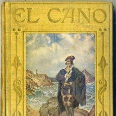 Libros de segunda mano: ARALUCE : ELCANO (1941). Lote 29581926