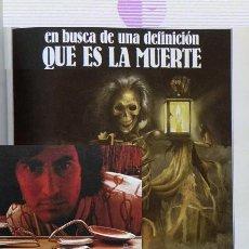 Libros de segunda mano: PARAPSICOLOGÍA Y OCULTISMO LIBRO ESOTERISMO FANTASMAS MISTERIO MUERTE PSICOFONÍAS ETC -MUY ILUSTRADO. Lote 29602069