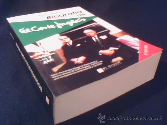 Biografia de el corte ingles. javier cuartas. e - Vendido en Venta ...