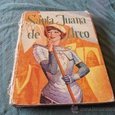 Libros de segunda mano: SANTA JUANA DE ARCO. Lote 29659666