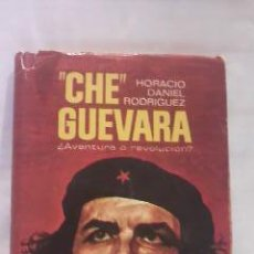 Libros de segunda mano: CHE GUEVARA AVENTURA O REVOLUCIÓN.PRIMERA EDICIÓN JULIO DE 1968. Lote 29668355
